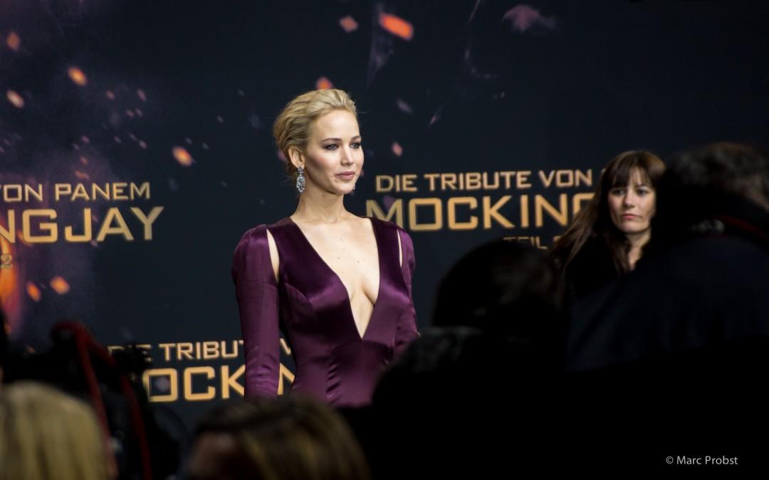 Die Tribute von Panem 3 – Mockingjay Teil 2 – Weltpremiere in Berlin