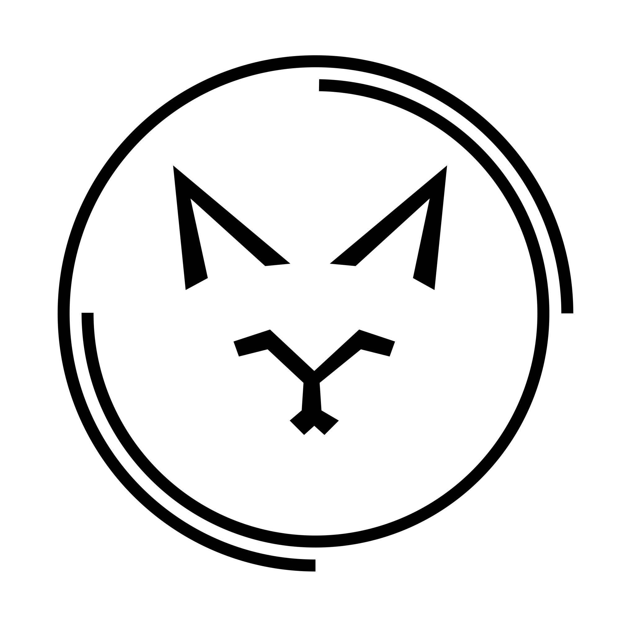 MOIN Sticker
